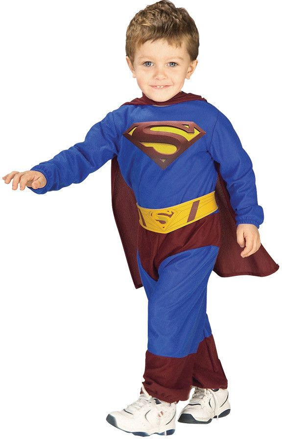 toddler boyu0027s costume superman man of steele