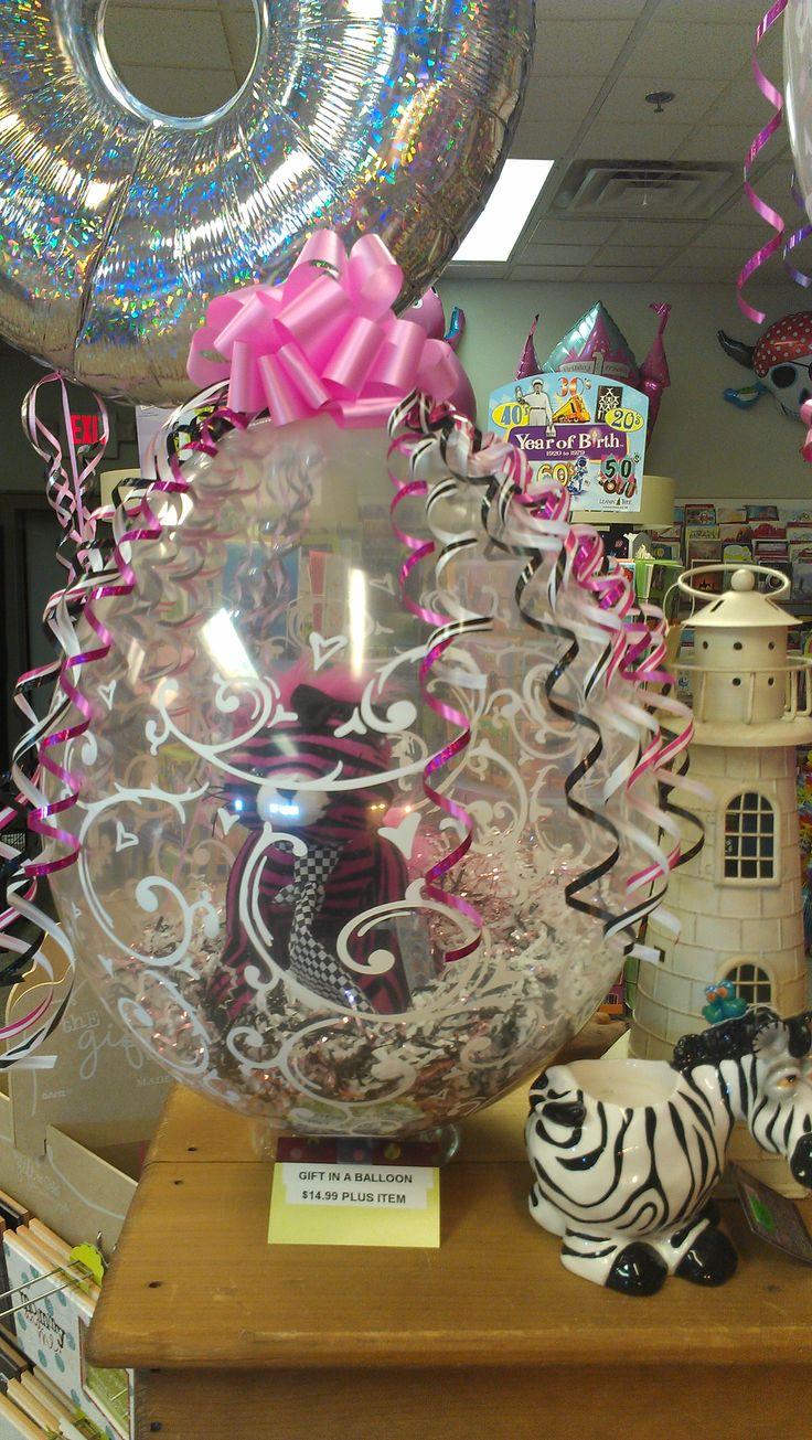 Balloon wrap or Teddy bear in a balloon | Balloon ...