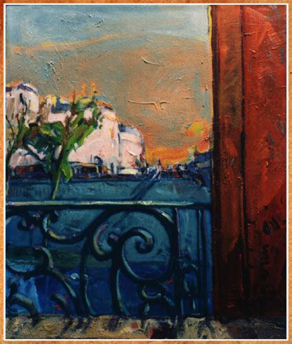 Armen Gasparian - Blvd Beaumarchais - French Series