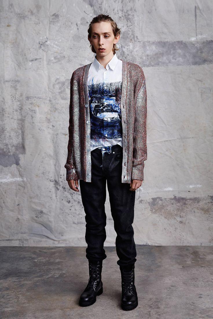 McQ Alexander McQueen Spring 2015 Menswear - Collection - Gallery - Style.com