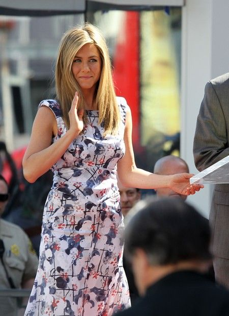 A devastated Jennifer Aniston literally collapsed on the ground in tears when she found out that Brad Pitt proposed to her hated rival, Angelina Jolie.