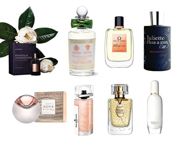 Perfumes for Winter.