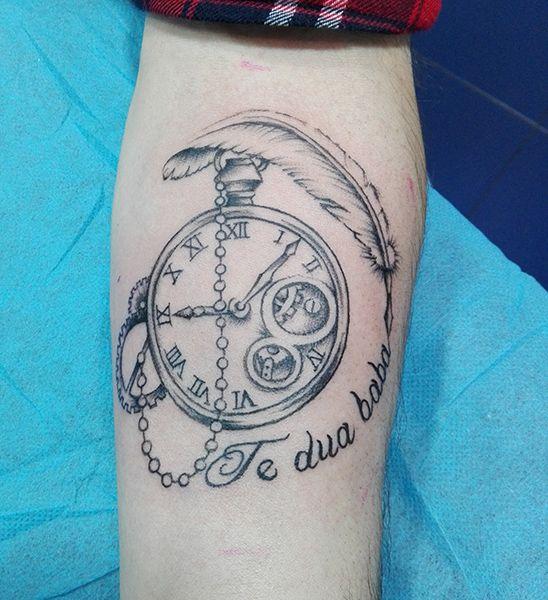Tatuaje de reloj realizado en nuestro centro de Montera de Madrid.    #tattoo #tattoos #tattooed #tattooing #tattooist #tattooart #tattooshop #tattoolife #tattooartist #tattoodesign #tattooedgirls #tattoosketch #tattooideas #tattoooftheday #tattooer #tattoogirl #tattooink #tattoolove #tattootime #tattooflash #tattooedgirl #tattooedmen #tattooaddict#tattoostudio #tattoolover #tattoolovers #tattooedwomen#tattooedlife #tattoostyle #tatuajes #tatuajesmadrid #ink #inktober #inktattoo
