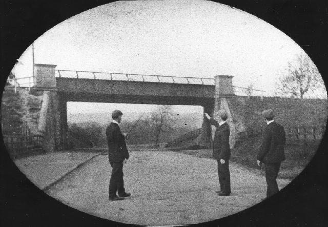 Railway Bridge over Mill St at Kings Park Avenue