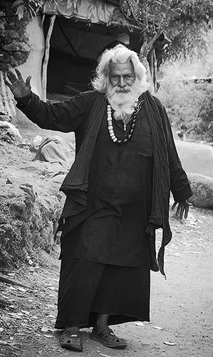 Sufi Monk Kashmiri Bawa