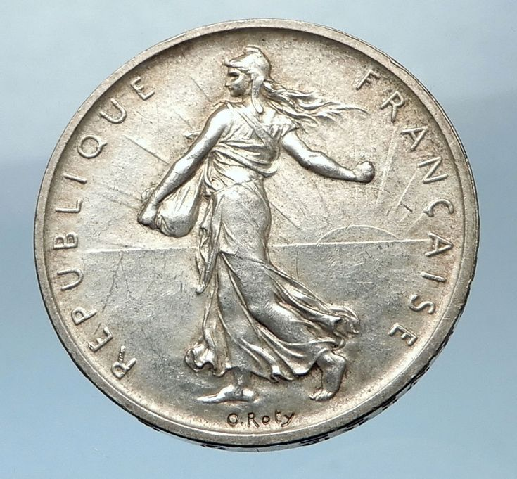 rare french coins