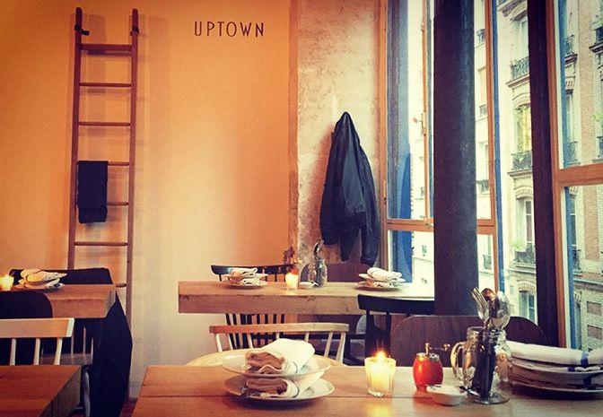 Restaurant Uptown, 18, rue Francoeur Paris 75018. Envie : Néobistrot. Les plus : Ouvert le dimanche, Ouvert le lundi, Antidépresseur, Faim de nuit,...