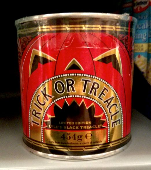 + Lyle's Trick or Treacle