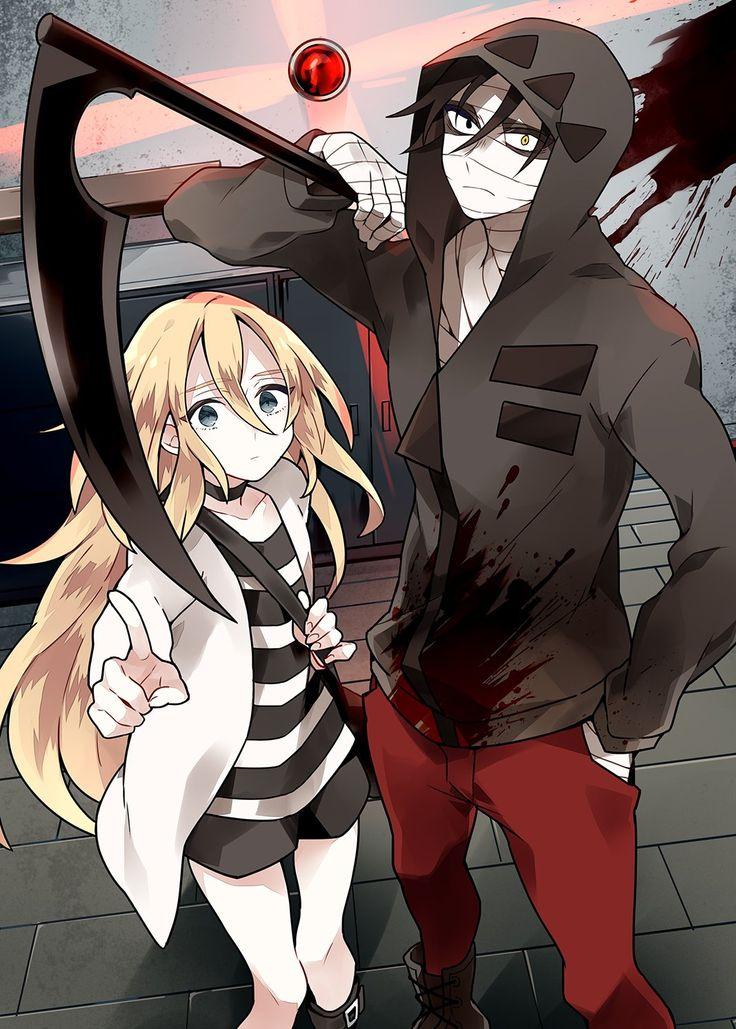 君が笑うまで Angle of Slaughter Fanart Ray and Zack