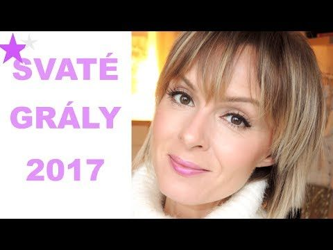 OBLÍBENCI 2017 | BEAUTY BY KATTY - YouTube
