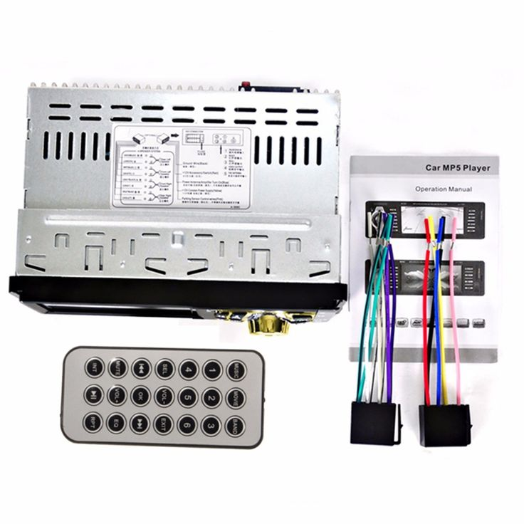Best Price 4.1Inch Car Stereo Audio 12V 1 DIN In-Dash MP3/MP5 Car Radio Player Aux Input Receiver SD USB Auto Electronics