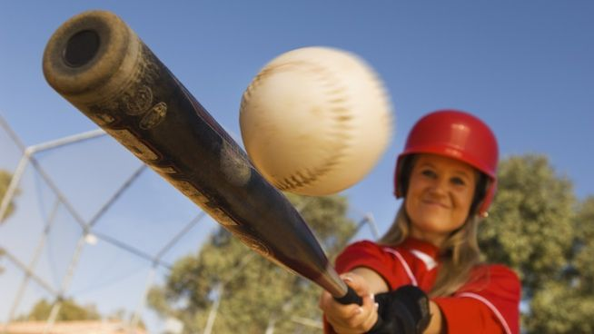Increase Your Softball Hitting Power With This 4-Day Workout Plan