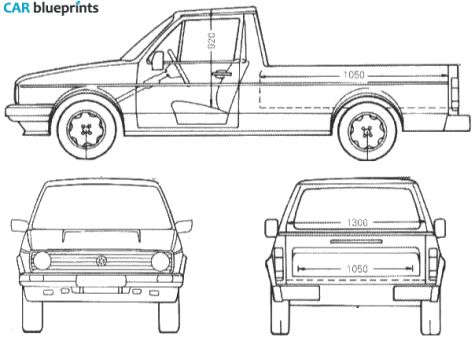 61 best blueprints cars images on pinterest cars art drawings car blueprints 1990 volkswagen caddy pick up blueprint malvernweather Image collections