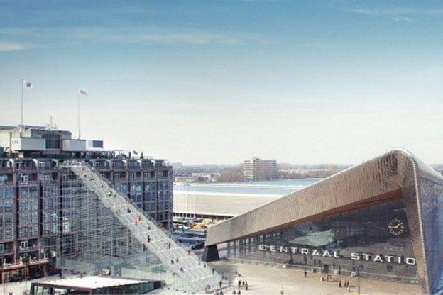 Immense trap beklimmen voor uitzicht op Rotterdam - De Standaard: http://www.standaard.be/cnt/dmf20160517_02292745?_section=60198797