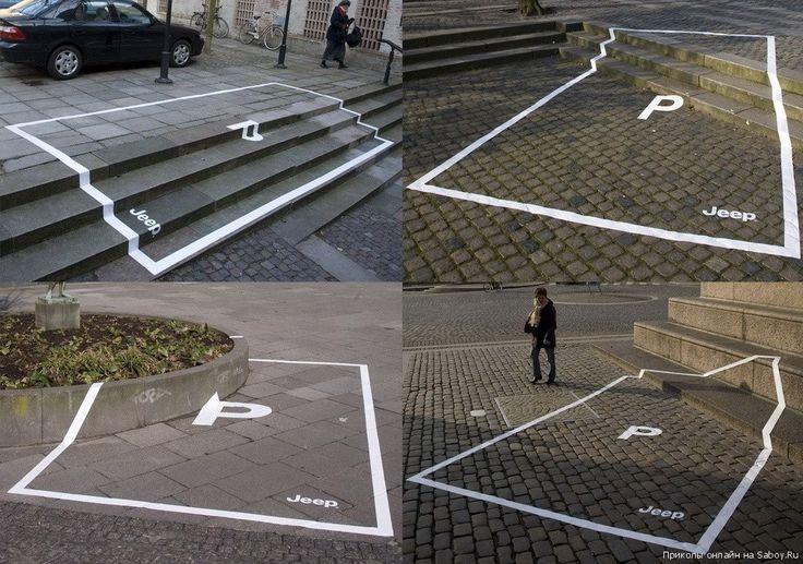 Car street marketing