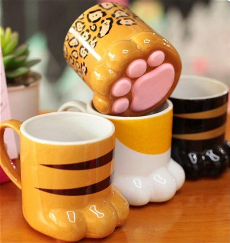 Супер Мэн милые кошачьи персонализированные керамические кружки пить чашку чая чашки офис чашка кофе творческая пара D10купить в магазине Dalinwell kitchen Dinner Bar StoreнаAliExpress