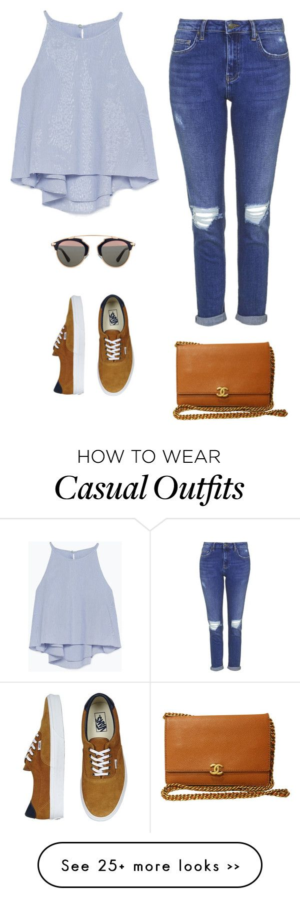 """Casual look"
