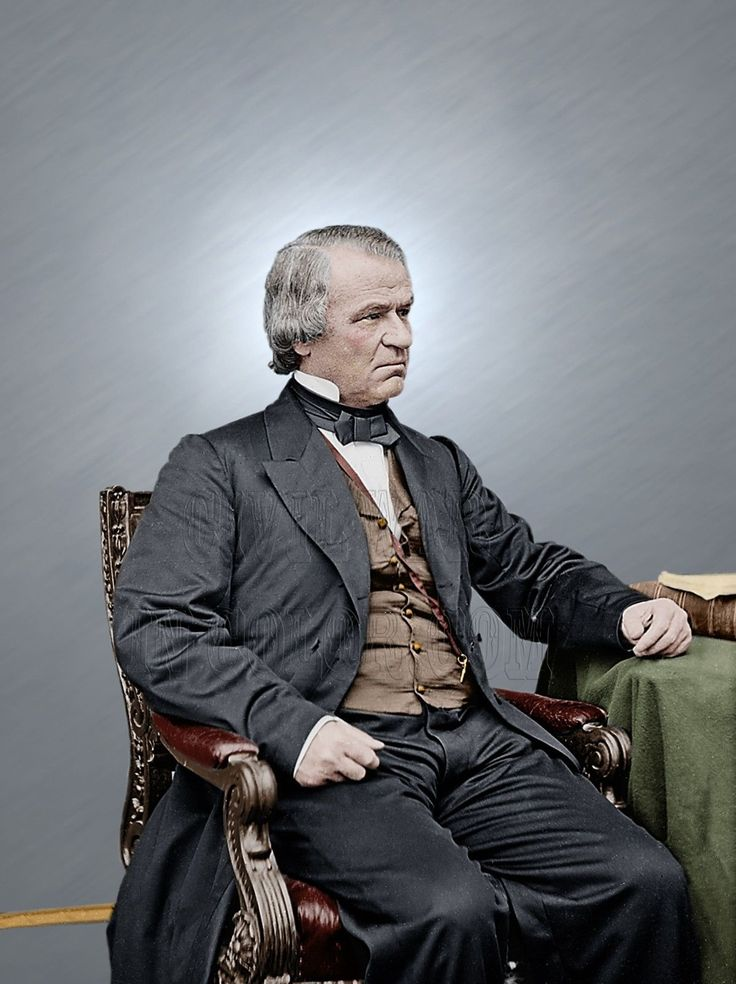the administration of president andrew johnson Learn more about the 17th president of the united states, andrew johnson from his early childhood through his presidency to his retirement.