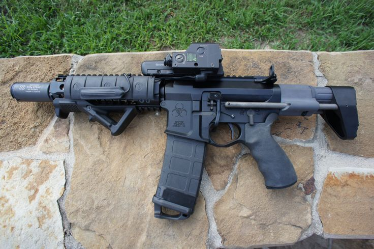 Changing an older build - AR15.Com Archive