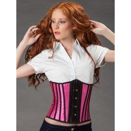 corset Underbust Pink Online CU76