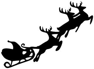 FREE SVG SANTAS SLEIGH CHRISTMAS Paper This And That: SVG Files