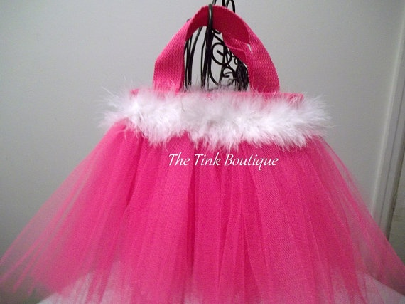 Valentines Day Tutu Party Bag