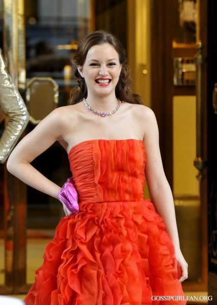 Gossip Girl Season 4: My Favorite Blair Waldorf Dresses (Updated June-16)