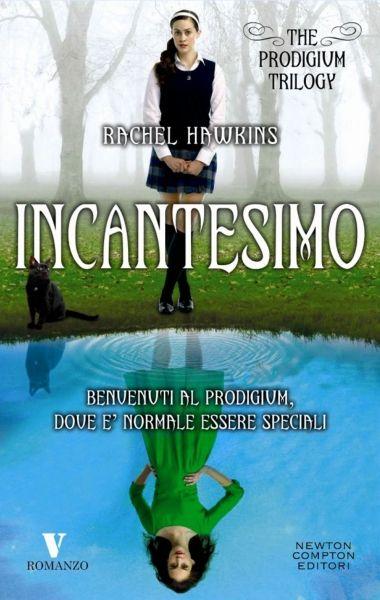 """Incantesimo"" di Rachel Hawkins (4 stelline): http://coffeeandbooksgirl.blogspot.it/2015/05/recensione-incantesimo-di-rachel-hawkins.html"