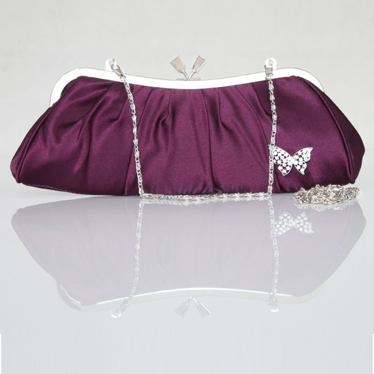 Elegant Silk Small Shoulder Bags