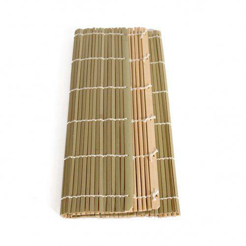 Sushimatje, bamboe