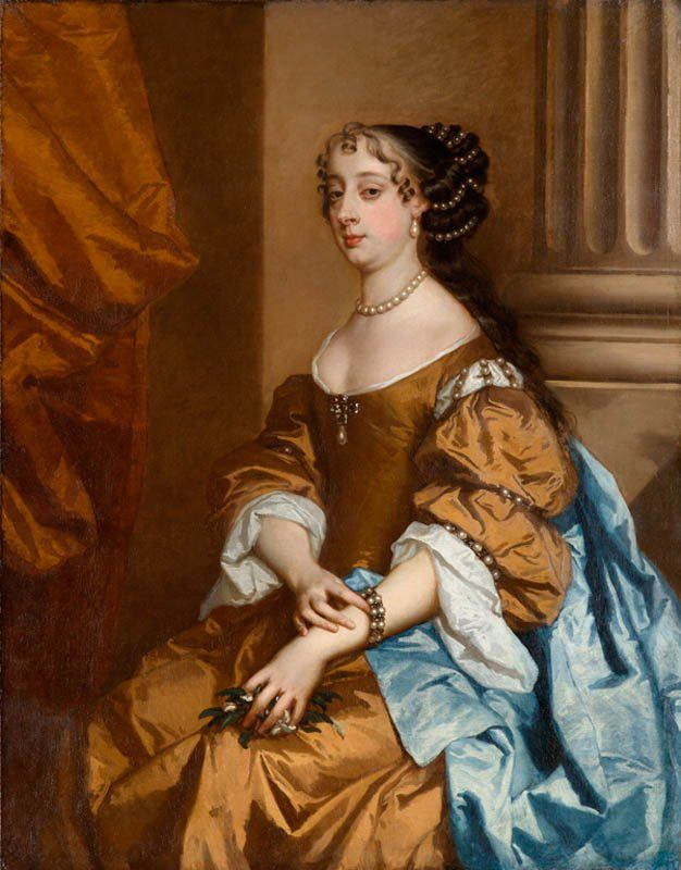 Barbara Villiers (1640–1709), later Duchess of Cleveland, Sir Peter Lely and Studio, circa 1662–1665, Gift of the Van Diemen - Lilienfeld Galleries and the Dalzell Hatfield Galleries in memory of William R. Valentiner