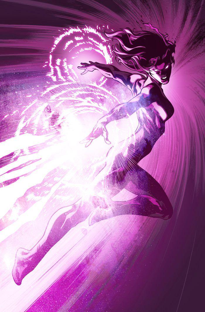 All New X-Men #28 - Jean Grey by Stuart Immonen and Marte Garcia *