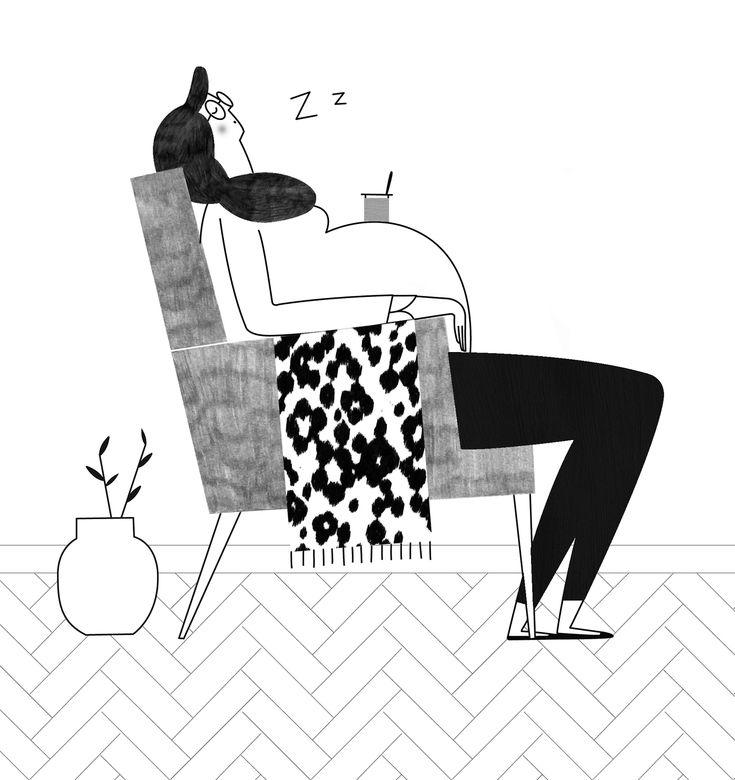 Sabrina Arnault / Illustration, Milk Magazine