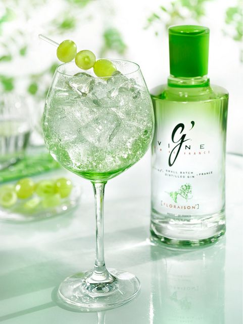 The Cocktail Lovers | Escape to the Grape with G'Vine