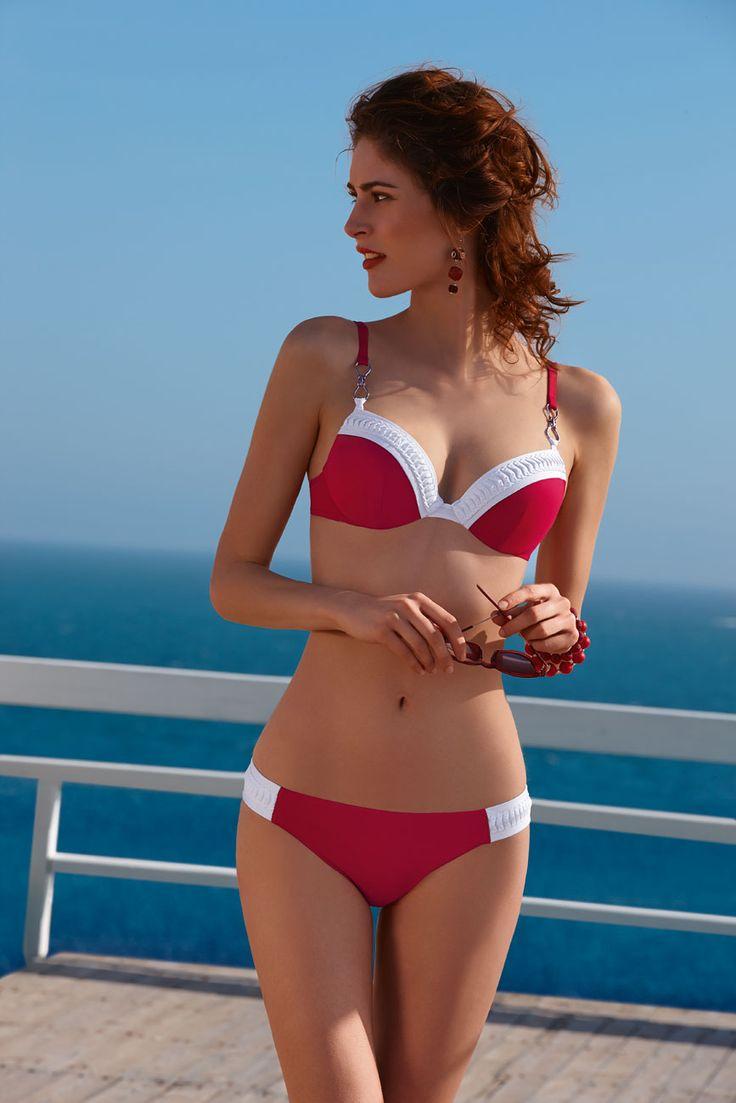 Lise Charmel, Love Croisière Swimwear 2014, Bain 2014