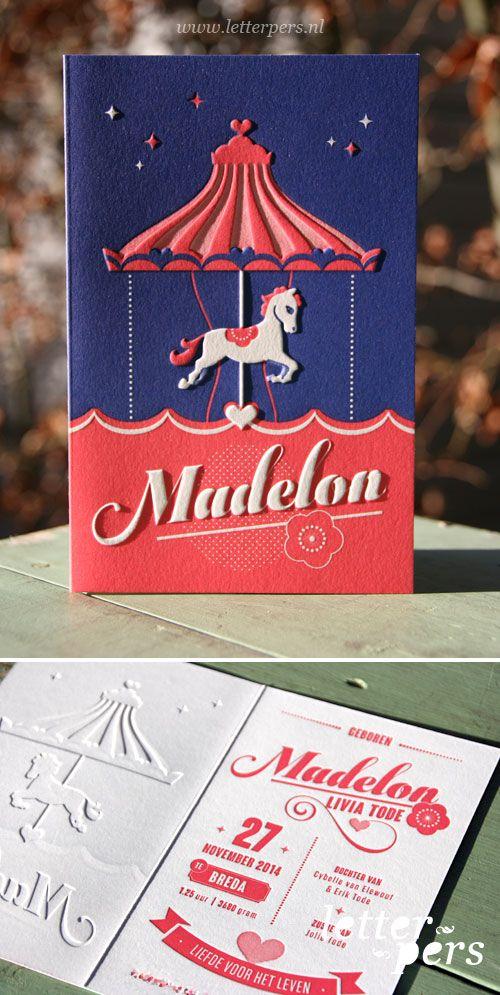 Letterpers_letterpress_geboortekaartje_Madelon_draaimolen_paard.jpg 500×995 pixels