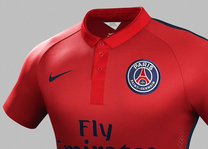 Nice Day Sports: French League PSG 2014-2015  Nike Third Jersey Shi...