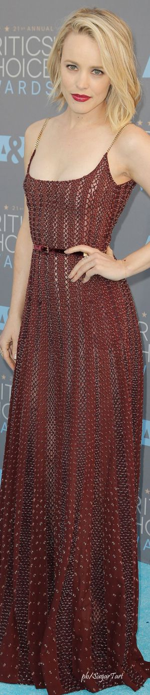 Rachel McAdams - Critics Choice
