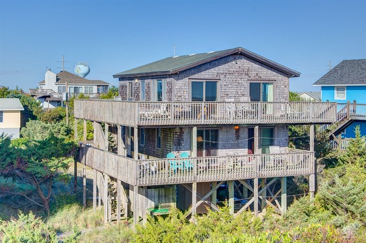 Oceanfront Vacation Rentals, Outer