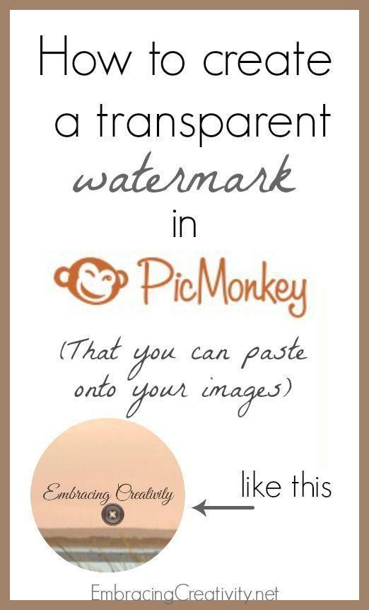 how to create transparent logo