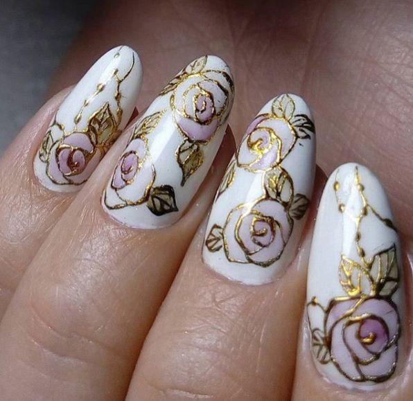 Маникюр. Дизайн ногтей. Art Simple Nail | VK