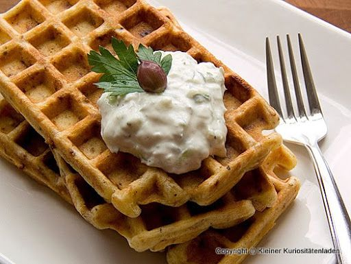 17 best images about waffeln on pinterest kitchenaid artisan waffles and potato side dishes. Black Bedroom Furniture Sets. Home Design Ideas