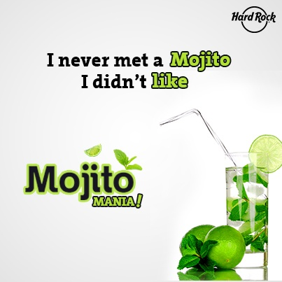 And we have Mojitos that you will love! Add an appetizer with your Mojito for only INR 450*. You just can't miss this offer! *Offer valid till 9th June, 2013 #MojitoMania