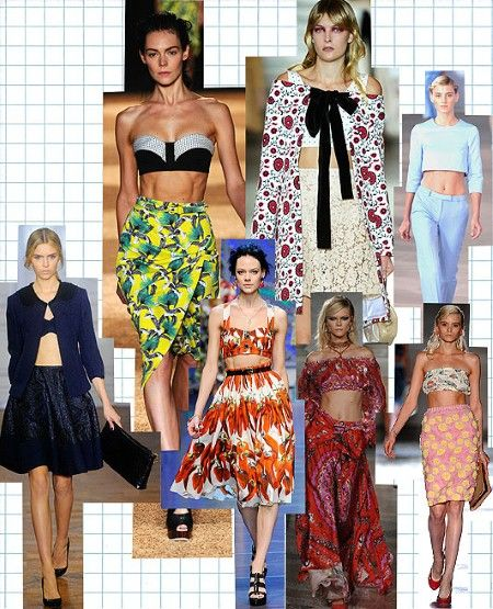 Fashion trend spring/summer 2012 | Cool taste for cool things