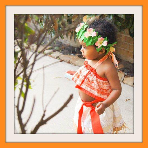 Moana Dress Moana Birthday Moana Party Moana Costume