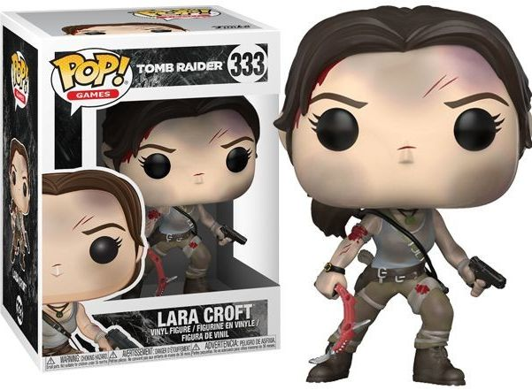 Funko Pop Lara Croft Tomb Raider 0