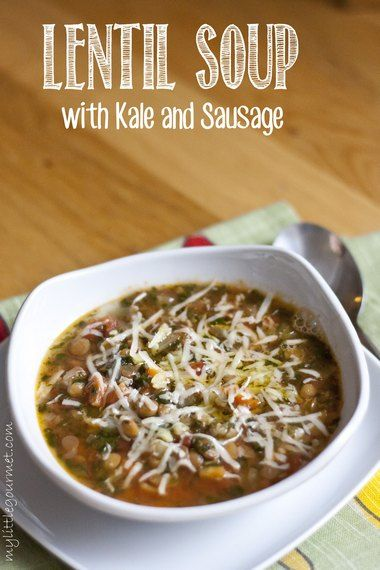 Paleo Hearty Lentil Soup I