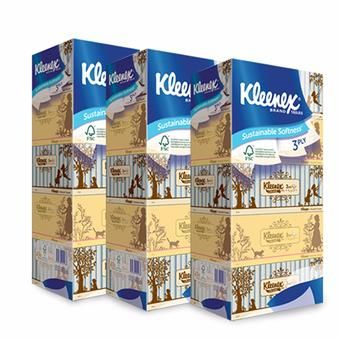 Buy Kleenex Facial Tissue Vintage 5x100pcsx3packs online at Lazada. Discount prices and promotional sale on all. Free Shipping.