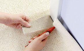 Teppich verlegen: Schritt 3 von 14