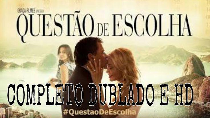 QUESTÃO DE ESCOLHA FILME GOSPEL DUBLADO COMPLETO HD ( 2016 )